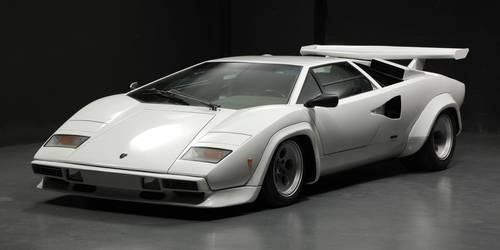 Lamborghini Countach Lp400s Low Body For Sale Car And Classic