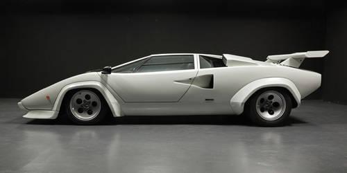 Lamborghini Countach LP400S Low Body For Sale (picture 3 of 6)