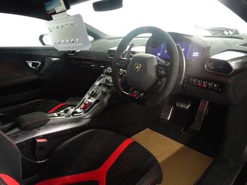 2017 Lamborghini Huracan Performante 5.2 LP 610-4 Auto Seq 4WD For Sale (picture 6 of 6)