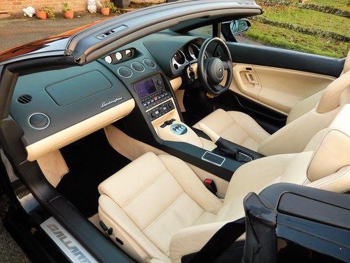 2006 Gallardo V10 E Gear --Low mileage & owners  SOLD (picture 6 of 6)