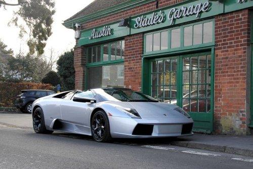 2005 Lamborghini Murcielago Roadster For Sale (picture 2 of 5)