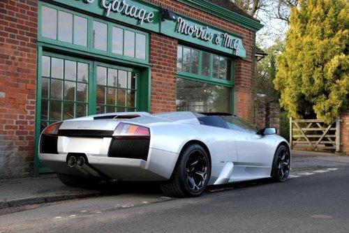 2005 Lamborghini Murcielago Roadster For Sale (picture 3 of 5)