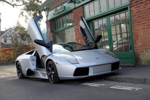 2005 Lamborghini Murcielago Roadster For Sale (picture 5 of 5)