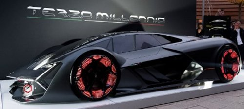 2019 Lamborghini Terzo Millennio For Sale Car And Classic
