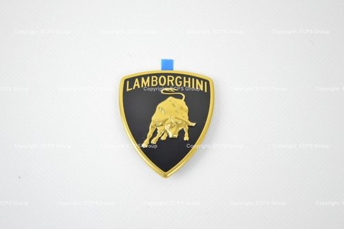 Lamborghini Huracan Aventador New Original Hood Bonnet Badge For