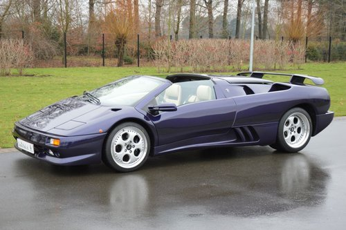 1996 (828) Lamborghini Diablo For Sale (picture 1 of 6)