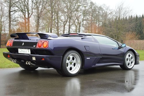 1996 (828) Lamborghini Diablo For Sale (picture 3 of 6)