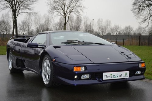 1996 (828) Lamborghini Diablo For Sale (picture 4 of 6)