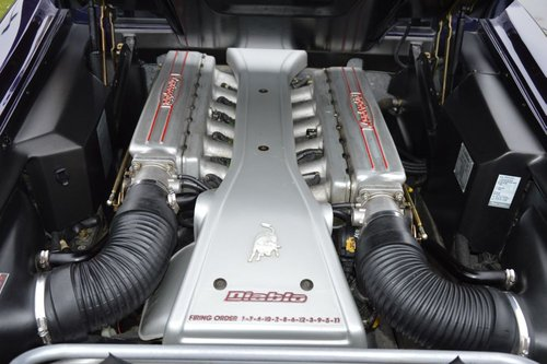 1996 (828) Lamborghini Diablo For Sale (picture 6 of 6)
