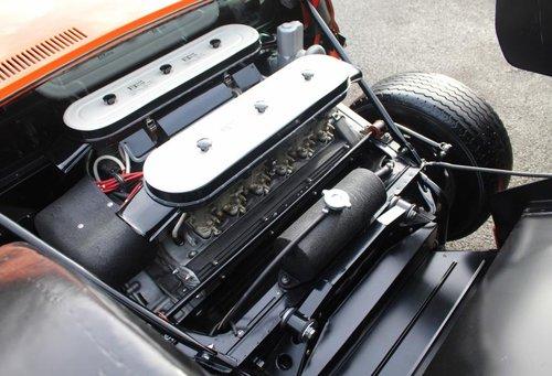 1970 Lamborghini Miura P400S (LHD) SOLD (picture 6 of 6)