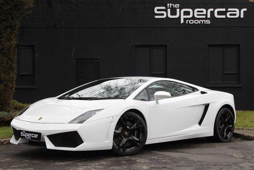 2009 Lamborghini Gallardo LP560-4 - 5K Miles - E-Gear  For Sale (picture 1 of 6)