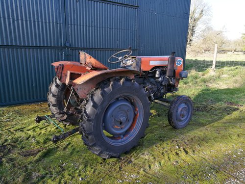 LAMBORGHINI 1R DIESEL TRACTOR,RUNNING PROJECT For Sale (picture 3 of 4)