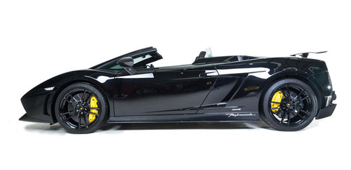2012 Lamborghini Gallardo LP570-4 Spyder Performante For Sale (picture 3 of 6)