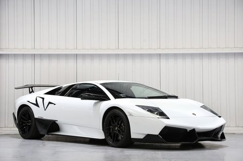 2010 Lamborghini Murcielago Lp670 4 Sv For Sale Car And Classic