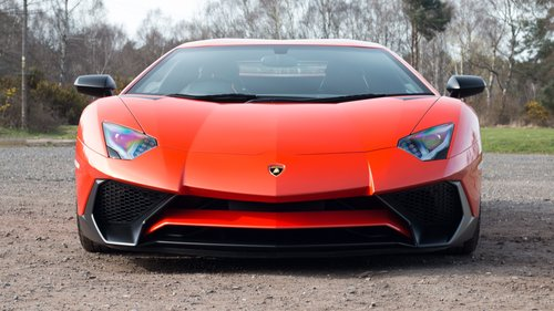 2017 Lamborghini Aventador SV (SuperVeloce) Coupe 750-4 For Sale (picture 3 of 6)