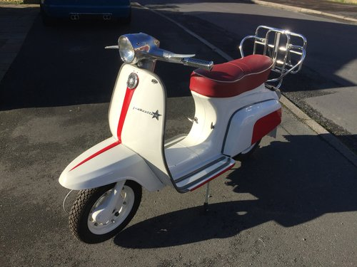 1969 Lambretta j125 SOLD (picture 2 of 4)