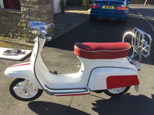 1969 Lambretta j125 SOLD (picture 4 of 4)