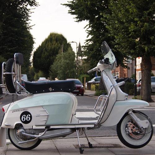 1966 Li / SX200 200cc Lambretta, RESERVED FOR JOHN. SOLD (picture 2 of 6)