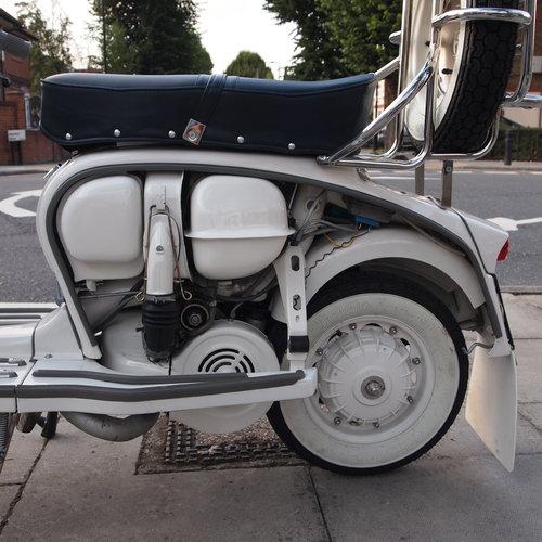 1966 Li / SX200 200cc Lambretta, RESERVED FOR JOHN. SOLD (picture 3 of 6)