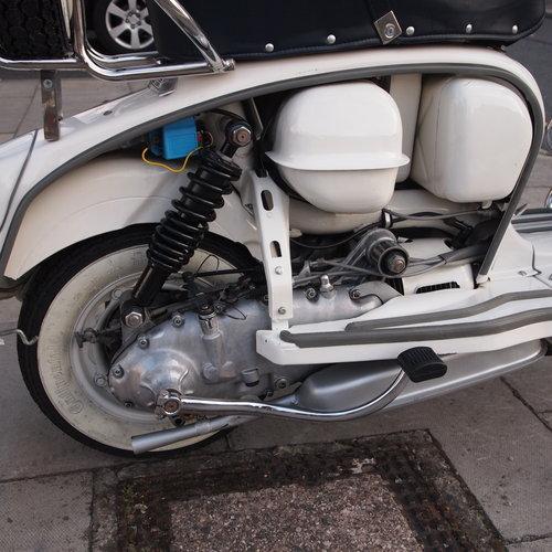 1966 Li / SX200 200cc Lambretta, RESERVED FOR JOHN. SOLD (picture 4 of 6)