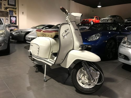 1968 Lambretta SX150 SOLD (picture 1 of 6)