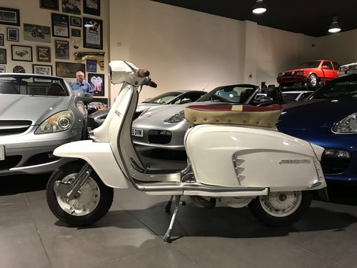 1968 Lambretta SX150 SOLD (picture 2 of 6)
