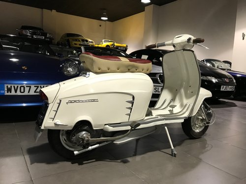 1968 Lambretta SX150 SOLD (picture 3 of 6)