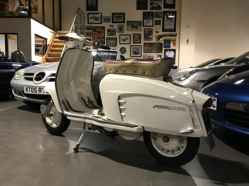 1968 Lambretta SX150 SOLD (picture 5 of 6)