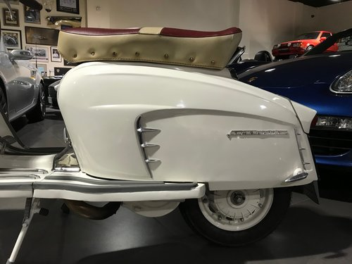 1968 Lambretta SX150 SOLD (picture 6 of 6)
