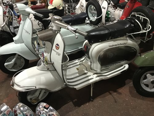 1959 Lambretta series1 125/186 fully restored  For Sale (picture 1 of 6)
