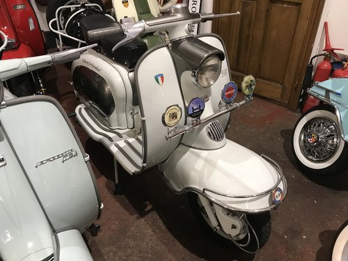 1959 Lambretta series1 125/186 fully restored  For Sale (picture 5 of 6)