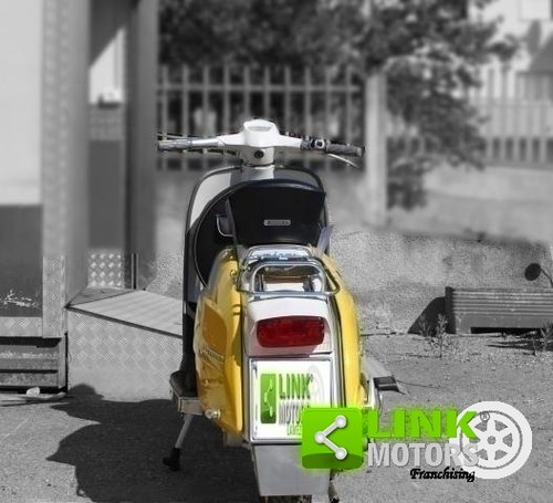 1962 Lambretta 175 TV - RESTAURO TOTALE - TARGA ORO ASI - For Sale (picture 2 of 6)