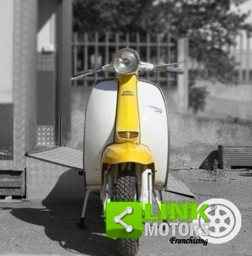 1962 Lambretta 175 TV - RESTAURO TOTALE - TARGA ORO ASI - For Sale (picture 3 of 6)
