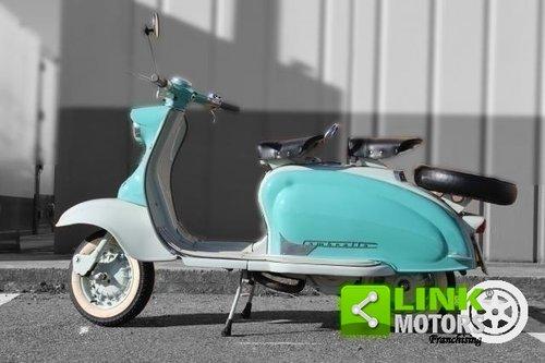 1960 LAMBRETTA 150 LI - RESTAURO TOTALE - For Sale (picture 1 of 6)