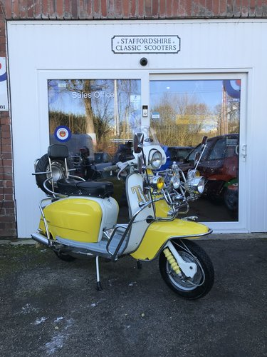 1962 Lambretta li125 1961 ( TV 175 replica series 3 ) For Sale (picture 1 of 6)