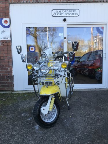 1962 Lambretta li125 1961 ( TV 175 replica series 3 ) For Sale (picture 2 of 6)
