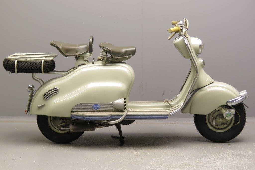 1955 Lambretta For Sale (picture 1 of 6)