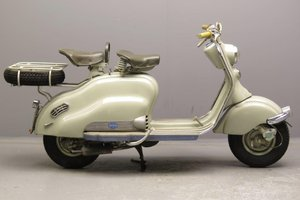 1955 Lambretta For Sale