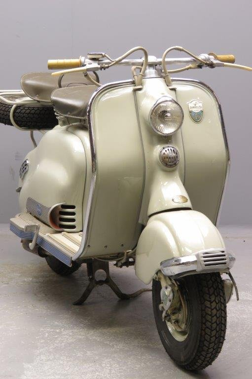 1955 Lambretta For Sale (picture 2 of 6)