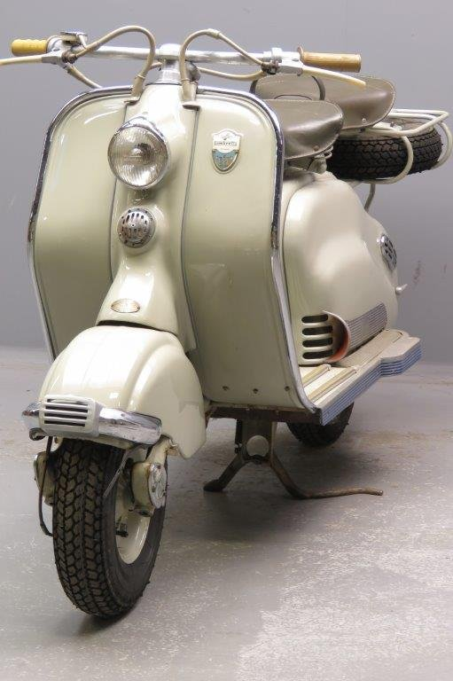 1955 Lambretta For Sale (picture 3 of 6)