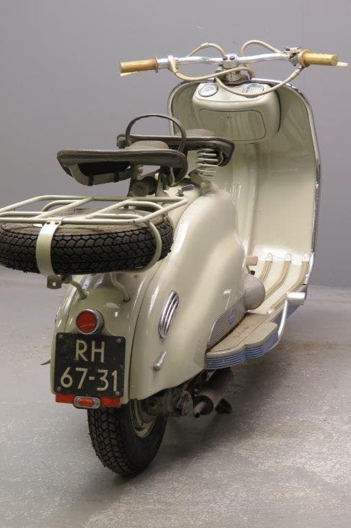 1955 Lambretta For Sale (picture 5 of 6)