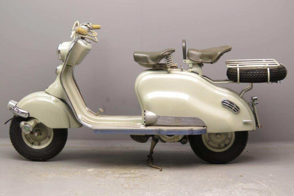 1955 Lambretta For Sale (picture 6 of 6)