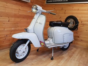1967 Lambretta SX150 -  HUGE REDUCTION FOR QUICK CLIENT SALE For Sale