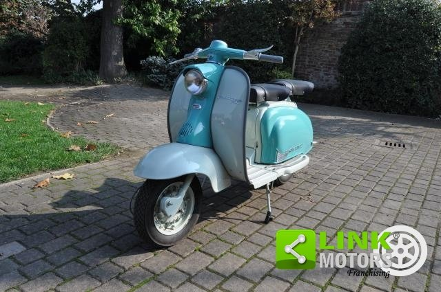 1958 Lambretta Li 150 restauro parziale For Sale (picture 1 of 6)