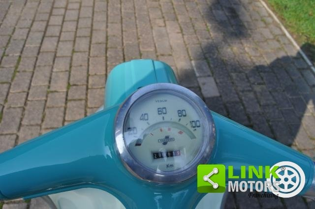 1958 Lambretta Li 150 restauro parziale For Sale (picture 3 of 6)
