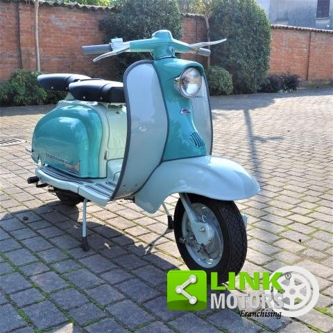 1958 Lambretta Li 150 restauro parziale For Sale (picture 4 of 6)
