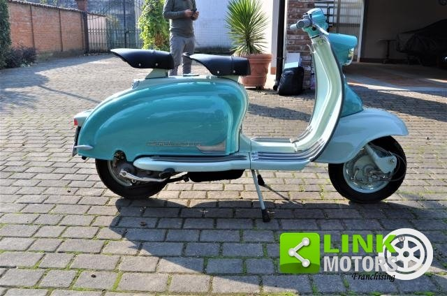1958 Lambretta Li 150 restauro parziale For Sale (picture 5 of 6)