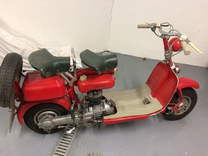 1953 LAMBRETTA inocenti For Sale