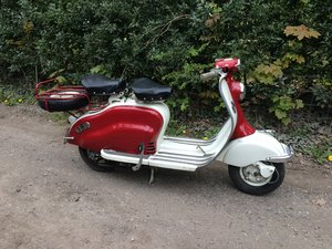 Lambretta LD150 1958 For Sale