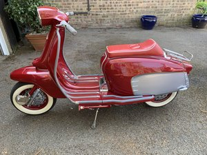 1966 Highest Standard Show Bike For Sale